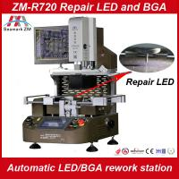 BGA rework machine ZM-R720 computer bga chip remove station with hot air gun