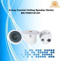 RH-AUDIO RH-THS51/61/81 Series 2 Way Ceiling Speaker System for Restaurant