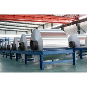 50-500 mm Soft Aluminium Foil Roll Jumbo Roll Food Aluminum Container Foil