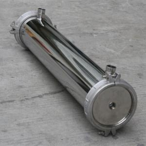 China 4040 stainless steel ro membrane houisng water filter in water treatment on sale