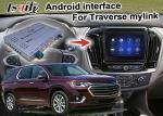 GPS Car Navigation Box video interface for Chevrolet Traverse Mirror Link Navigation