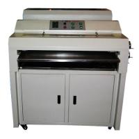 Dustproof 31 Inch UV Varnish Coating Machine For Photo Paper 800mm Width