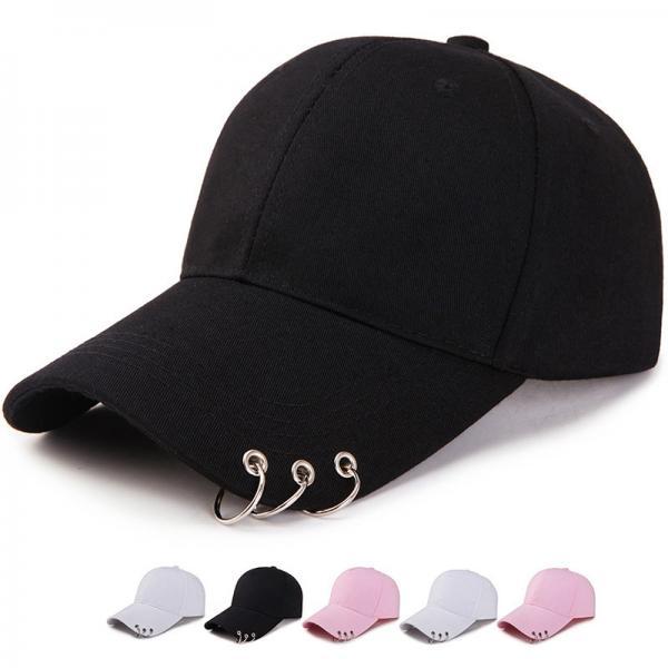 039c4071 High Quality New Fashion Casual Hip-hop rivets blank Sport Cap Custom  Unisex Images