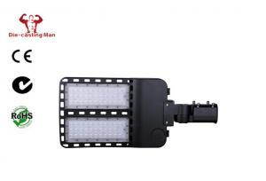 China 150-300 Watt LED Street Light Fixtures PC Lens With Adjustable Bracket ADC03 Aluminium Material on sale