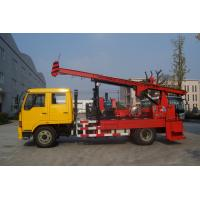 China Hydraulic Truck Mounted Drilling Rig on sale