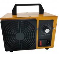 China Mini Ceramic Plate Portable Ozone Generator Ozone Deodorizer Machine For Car on sale