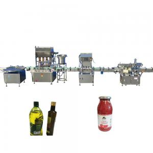 China PLC Control Essential Oil Filling Machine Color Touch Screen Available on sale