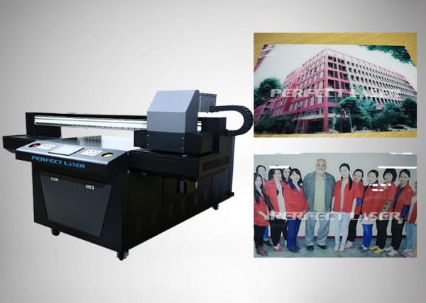 1 5KW Digital UV Flatbed Printing Machine With Epson DX7 For