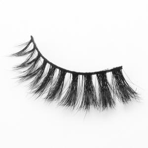 China High quanlity 3D mink lashes private label mink eyelashes wholesale 3d mink lashes on sale