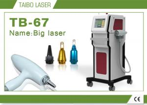 China Multifunctional Nd Yag Laser Tattoo Removal Machine For Beauty Salon / Clinic on sale