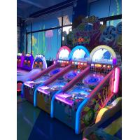 China Commercial Coin Operated Magic Lollipop Game Machine / Indoor Sports Recreational Facilities on sale
