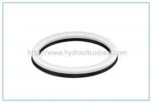 Quality Nitrile -Butadiene Rubber Black & White OHM Hydraulic Piston Seals / Adjuster for sale