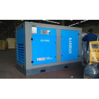 Wind - Cooled screw motor driven air compressor unit 420cfm 145psi 75kw IP54 380V