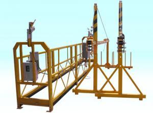 China Steel / Aluminum Alloy Adjustable Cradle Suspended Working Platform on sale
