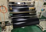 Die Cutting / Punching PET Black Stretch Film Multiple Extrusion Processing