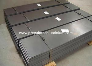 China Industrial Grade Cold Rolled Aluminum , Cold Rolled Plate With Deep Drawing Quality on sale
