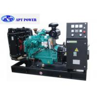3 Phase 90kW cummins diesel generator set for home use , Open Type