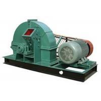 11kw 800 Kg / h Biomass Wheat Wood Crusher Machine For Tree / Straw