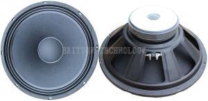 China 96dB 150watts Wireless Powered PA Speakers , 15'' Midbass PA Audio Speaker on sale