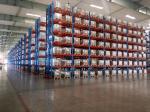 Heavy Duty Warehouse Radio Shuttle Racking System For Increase Storage Capacity