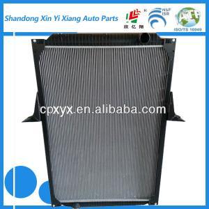 China Radiator,auto radiator Type aluminum auto radiator for renault on sale