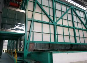 ISO Certificate Hot Dip Galvanizing Equipment Acid Wash With Vehicle
