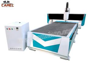 China high quality China CAMEL CA-1325 woodworking cnc 3d router water cooling wood cutting machine price on sale