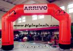High Quality Inflatable Advertising Arch, Inflatable Entrance for Sale
