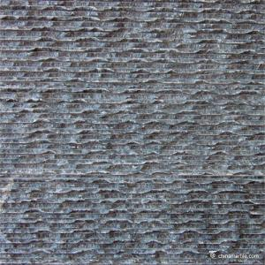 China Black Thin Slate Stone Veneer Anti - Mildew Heat Resistance 150X450X150mm on sale