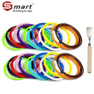 China High Quality 1.75mm 3D Pen Printing ABS PLA Filaments for DIY 3D printer pen on sale