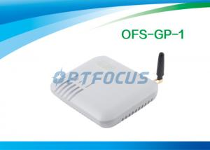 China 10 / 100 Base - T 1 Channel VOIP GSM Gateway 850MHz 1800MHz  with SIP / H.323 on sale