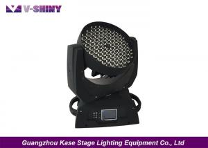 China 4 Colors 108X3w Moving Head LED Lights 350W For Stage Event Decoration on sale