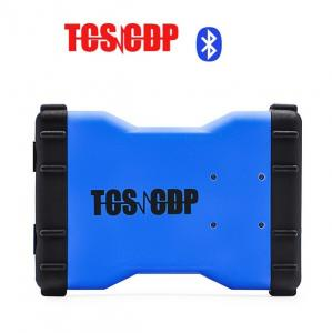 China TCS CDP+ PRO PLUS Scanner2015.03V Bluetooth Plastic Box with Keygen Activation on sale