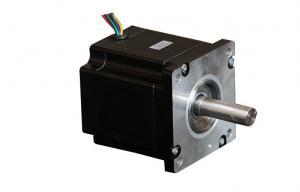 Quality 86mm Unipolar 3D Printer Hybrid Stepping Motor , 1.2 Deg Nema 34 Stepper Motor for sale