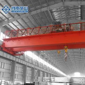 China Indoor / Outdoor Industrial Overhead Crane With Heavy Duty Port Lifting Equipment on sale