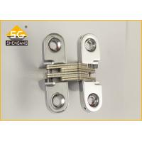 Finishing Surface 180 Degree Cabinet Folding Door Hardware Hidden Hinges