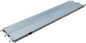 China Light Weight Steel scaffold Planks / Platform Hot Dip Galvanization ANSI on sale