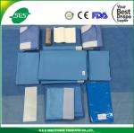 EO Sterilized Disposable Surgery Hip Drape Packs For Operation With CE/ISO Approved