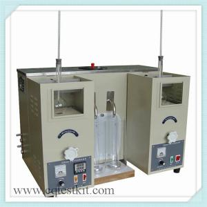 China GD-6536 Front Type Petroleum Products Distillation Tester on sale