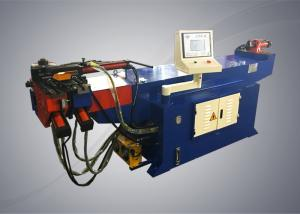 China Electric Control Ss Pipe Bending Machine Low Power Construction Stable Performance on sale