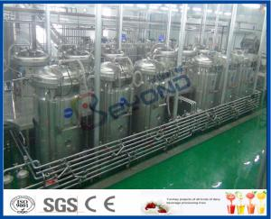 China Boissons fraîches molles d'industrie des boissons faisant la machine 5000 - 6000BPH ISO9001/CE/GV on sale