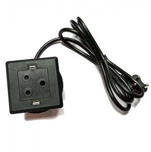 China Multi-function household series socket desktop power socket series socket Practical creative small USB socket on sale