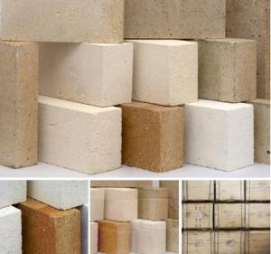 China Types Of High Quality Refractory Brick For Sale on sale