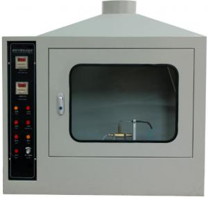 China Digital Display Industrial Drying Oven Test Chamber For Building Materials Combustibility on sale