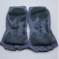 non slip cotton yoga socks