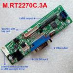 Placa de motorista do monitor de M.RT2270C.3A ROWA LCD/placa do ANÚNCIO placa de /VGA