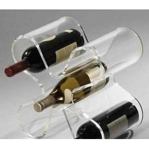 China Perspex Wine Display, Acrylic Wine Holder,  Acrylic Wine Rack on sale