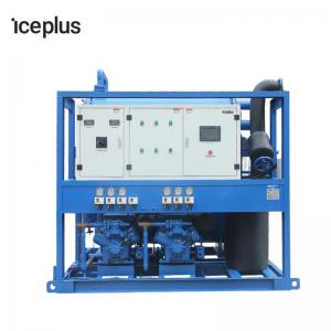 China Food Industry Use Ice Block Making Machine Commercial Block Ice Maker on sale