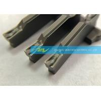 Parting And Grooving Inserts With 2.0 Mm For Turning / Face Grooving