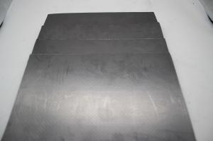 China Reinforced Graphite Packing Material , High Strength Graphite Laminate Sheets on sale